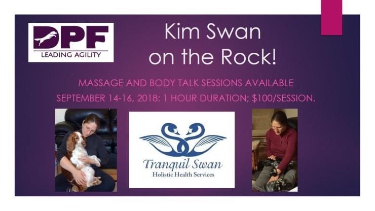 Kim Swan poster